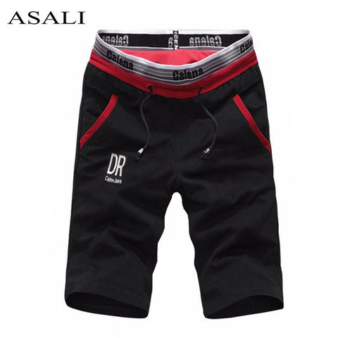 Men's Fashion Clothing Product Summer Beach Shorts Bermuda Masculina Leisure 5xl Moletom Masculino Cotton Beach Shorts Men 2017 - On Trends Avenue
