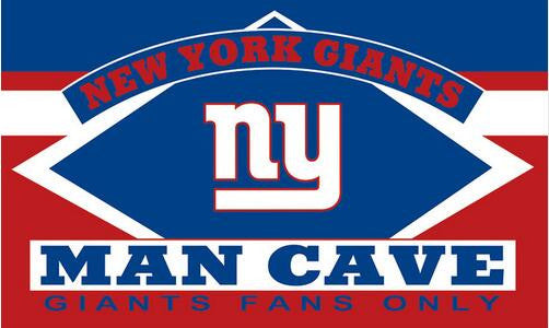 3X5FT ny new york giants man cave flag Digital printing banner - On Trends Avenue