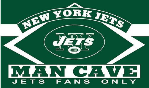 3X5FT new York jets man cave flag Digital printing banner - On Trends Avenue