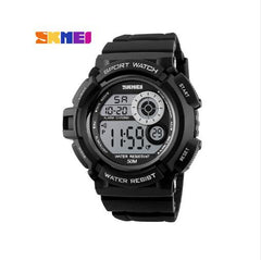 2017 New Men Sports Watches Skmei Brand Military Watch Casual LED Digital Watch Electronic Wristwatches 50M Waterproof Clock Men