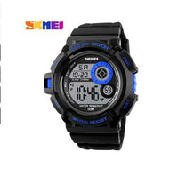 2017 New Men Sports Watches Skmei Brand Military Watch Casual LED Digital Watch Electronic Wristwatches 50M Waterproof Clock Men - On Trends Avenue