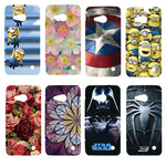Beautiful Original Plastic Printed Cartoon Phone Case For Microsoft Nokia Lumia 550 Back Cover Printing Drawin Cell Phone Cases - On Trends Avenue