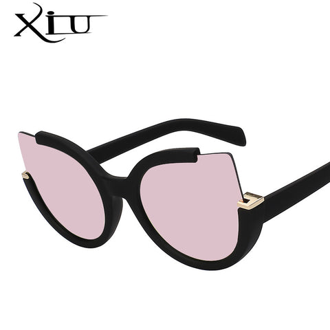 XIU Round Shade Summer Fashion Sunglasses Women Vintage Brand Designer Glasses For Ladies Gafas Retro Oculos UV400 - On Trends Avenue