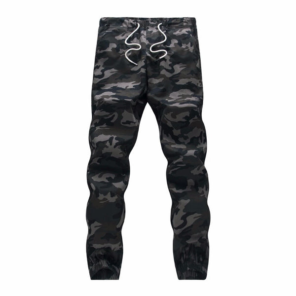 M-5X 2017 Mens Boutique Pencil Harem Pants Men Camouflage Military Pants Loose Comfortable Cargo Trousers Camo Joggers - On Trends Avenue