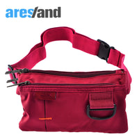 ARESLANDWaist Bag Women Waist Pack Casual Daily Coin Bag Men Travel Belt Bag Phone Pouch Fanny Pack Ladies Male withSmall D Clip - On Trends Avenue