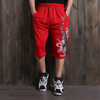 2017 fashion brand summer hip hop plus size casual male men jogger clothing exercise shorts men homme bermuda masculina A31 - On Trends Avenue