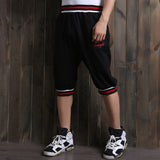 2017 fashion brand summer hip hop plus size casual male men jogger clothing exercise shorts men homme bermuda masculina A98 - On Trends Avenue