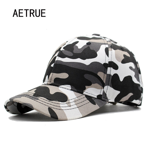 Women Baseball Cap Men Snapback Caps Brand Bone Hats For Men Camouflage Baseball Casquette Sun Hat Gorras Fashion Polo Cap 2017 - On Trends Avenue