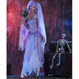 2017 Halloween Sexy women adult Ghost Bride Cosplay Party Costumes Deguisement Sexy female costume - On Trends Avenue