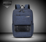 SOCKO 15 15.6 17 17.3 Inch Waterproof Nylon Laptop Notebook Backpack Bags Case for Men Women School Travel Business - On Trends Avenue