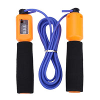 Automatic Digital Jump Counter Counting Bearing Skipping Jump Rope Exercise Fitness Training Gym Sports Foam Sponge Handle Ropes - On Trends Avenue