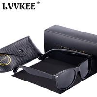 LVVKEE 2018 Fashion Classic Brand HD Polarized Sunglasses Men/Women Vintage UV400 driving Sun Glasses Male/female Oculos de sol