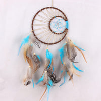 Newest Handmade Dream Catcher With Feathers Car Wall Hanging Decoration Gift Home Room Decor Dreamcatcher