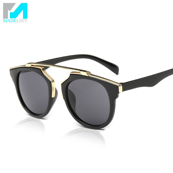 Cat Eye Sunglasses Women Vintage Sun Glasses Men Woman UV400 Glasses - On Trends Avenue