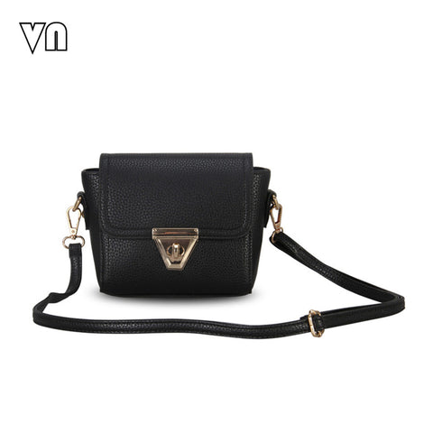 VN Brands Messenger Bags Fashion Female Leather Shoulder Bag Crossbody Bag Ladies Handbags Small Clutch Purse Mini - On Trends Avenue
