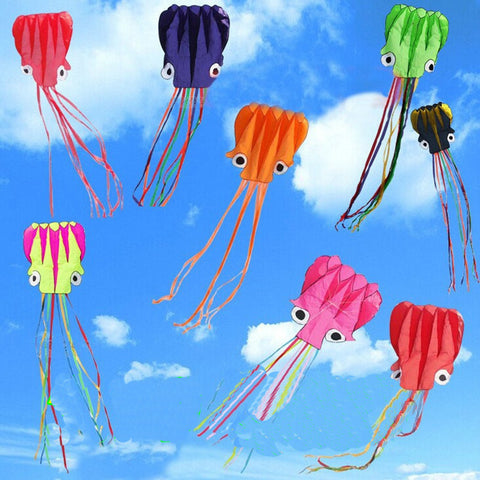 Out Door Sport Toy Whole Sale And Hotsell 4 m Single Line Stunt Software Power Kite With Flying Tools Inflatable And Easy To Fly - On Trends Avenue