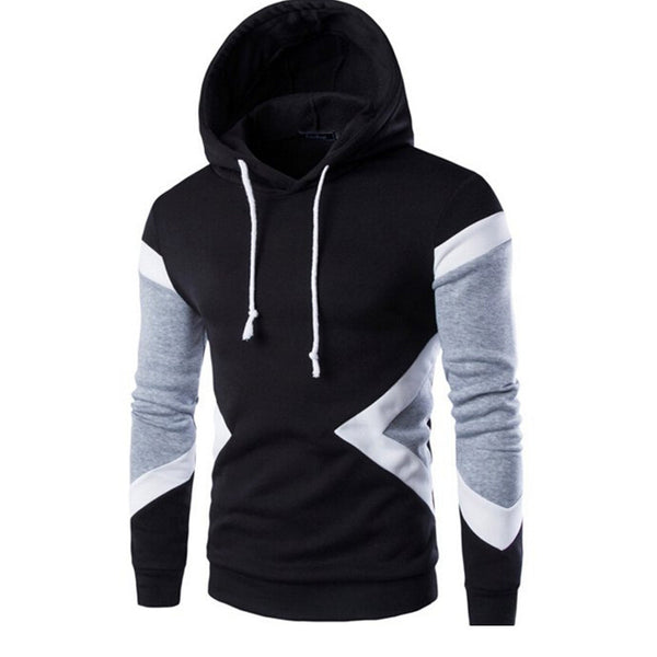 famous brand fanshion mens hoodies,long sleeve Pullover hoodies men's clothes hip hop men hooded sweatshirt M-2XL - On Trends Avenue