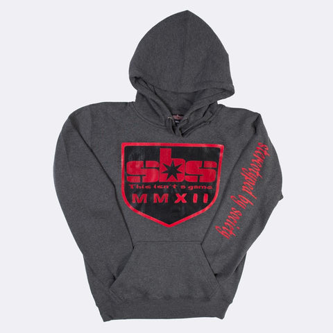 stereotyped by society This isn't a game hoodie
