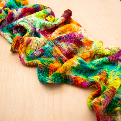 Speckled Sock Blank #8