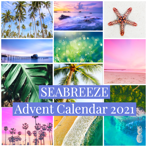 SEABREEZE 2021 Advent Calendar PREORDER