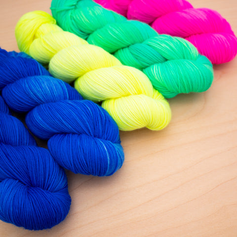 Five Skein Kit - Slipstravaganza MKAL Kits