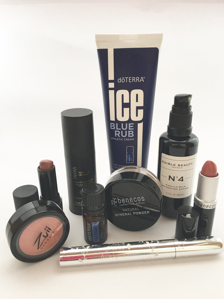 Natural skincare & cosmetics - my favourite brands.