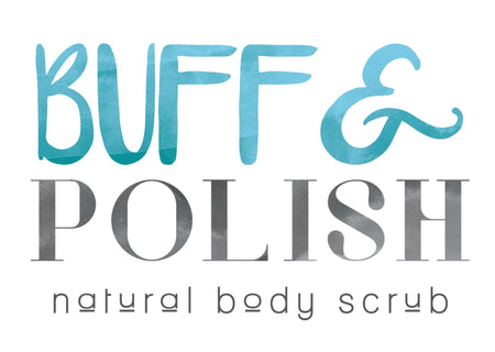 Buff & Polish Natural Body Scrubs