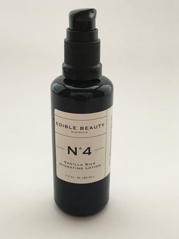 Edible beauty No.4 Vanilla silk lotion