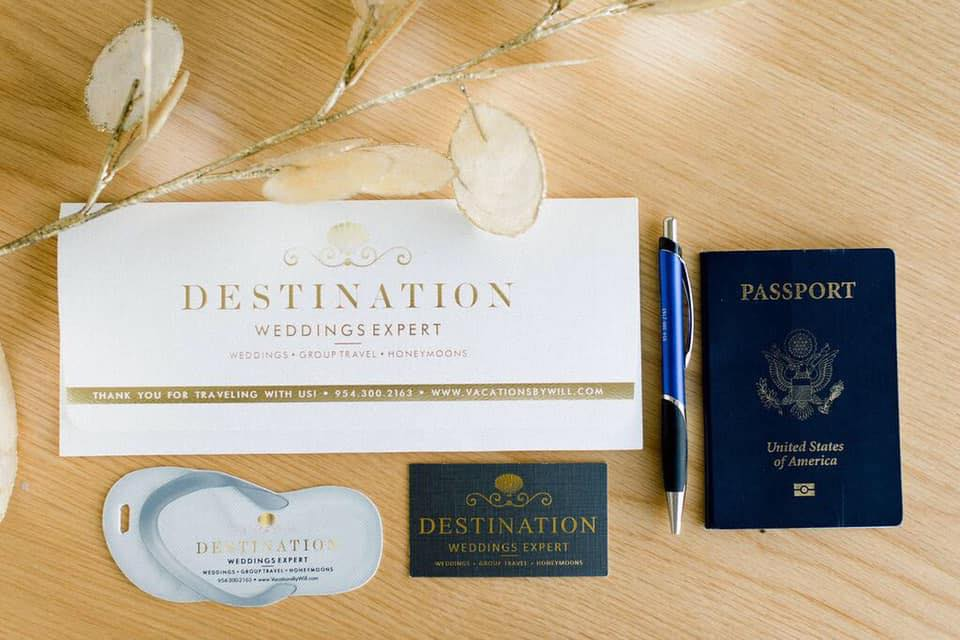 PaperTales Custom Featured in Will Medina Destination Wedding Playbook