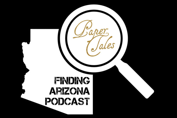 Podcast, Graphic Designer, Arizona Wedding Invitations, Arizona Graphic Designer, Finding Arizona Podcast