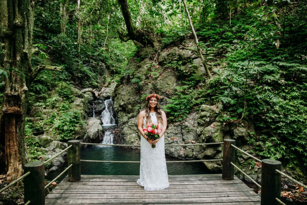 Fiji Destination Wedding