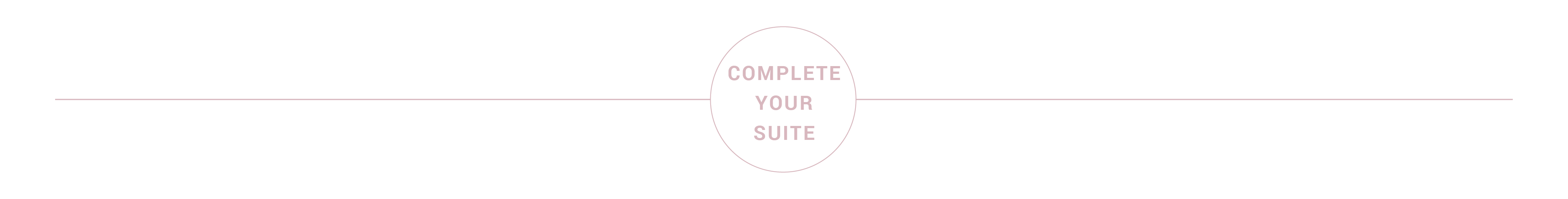 Complete Your Suite