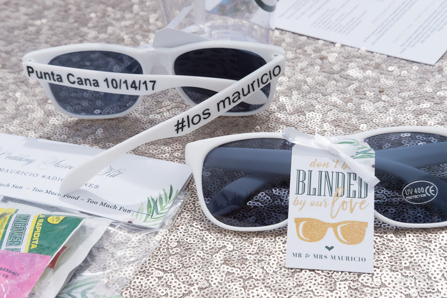Don't Be Blinded By Our Love Tag