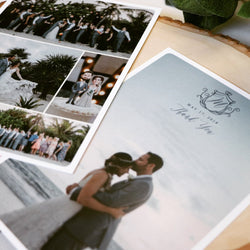 Photo Style, Wedding Thank You Note // DIGITAL
