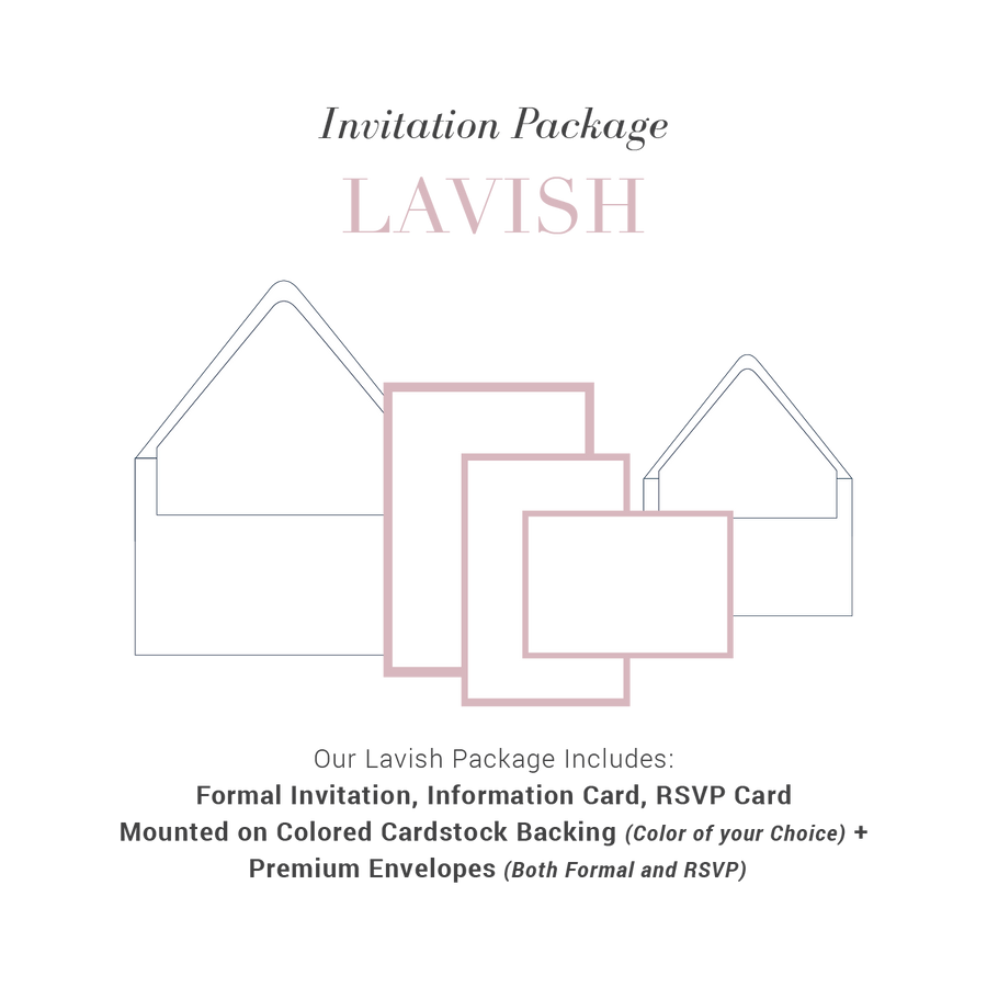 Lavish Wedding Package