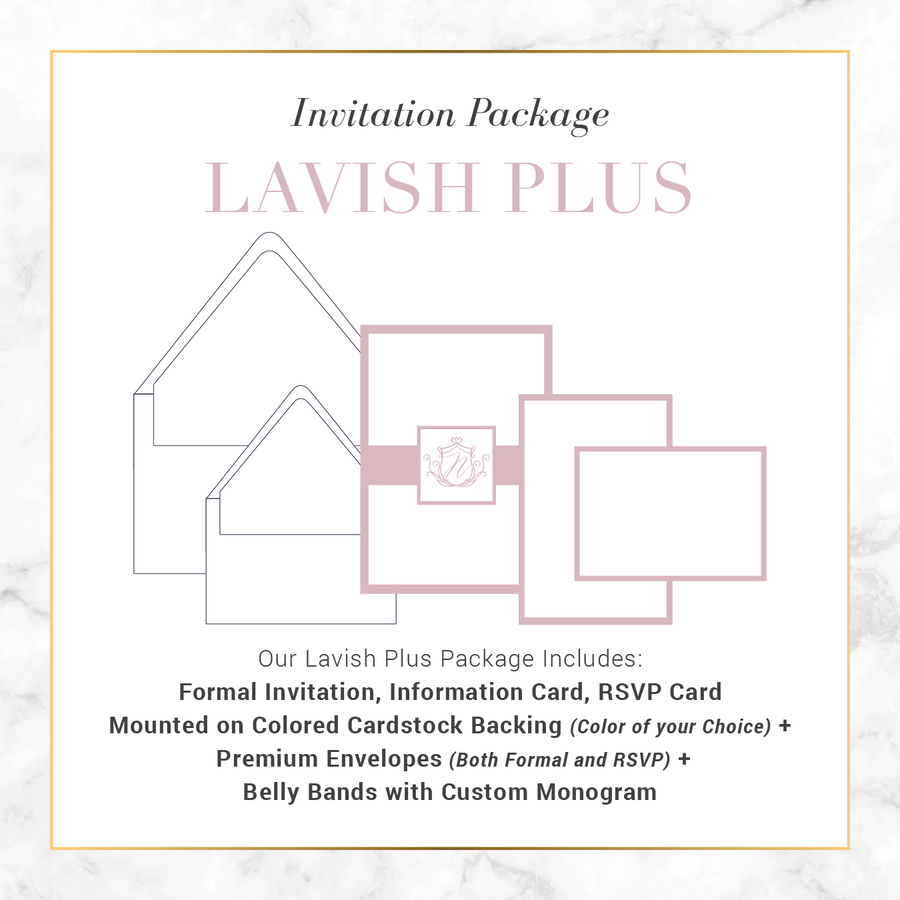 Lavish Plus Wedding Package