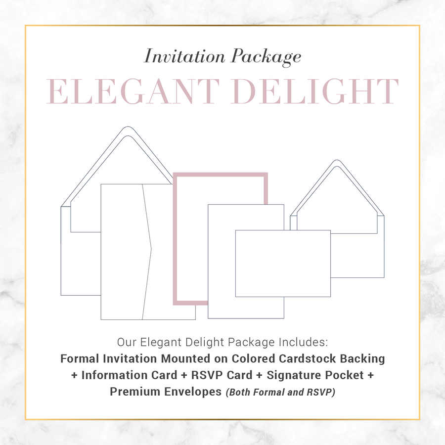 Elegant Delight Wedding Package