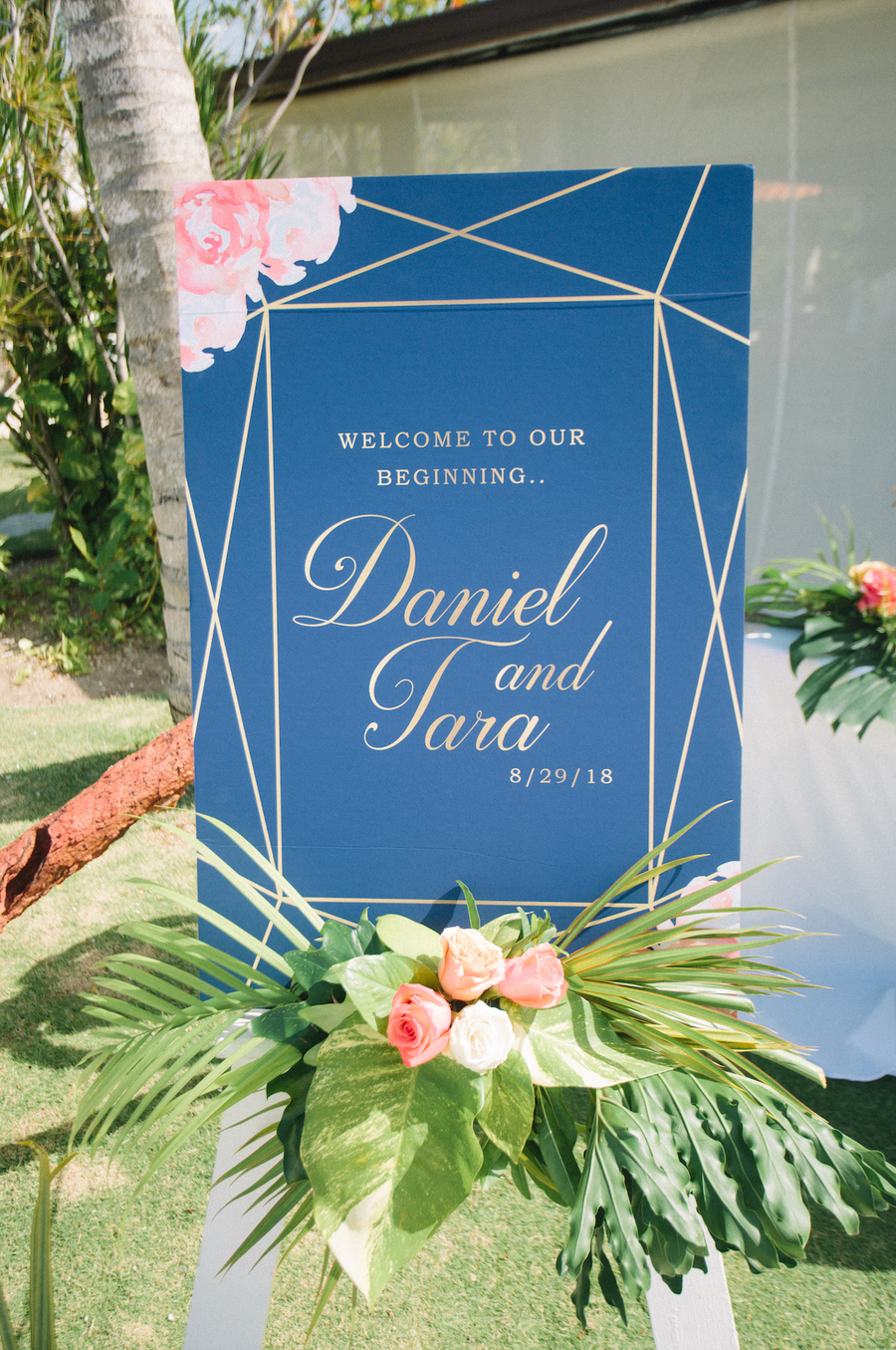 Wedding Welcome / Unplugged Ceremony Sign