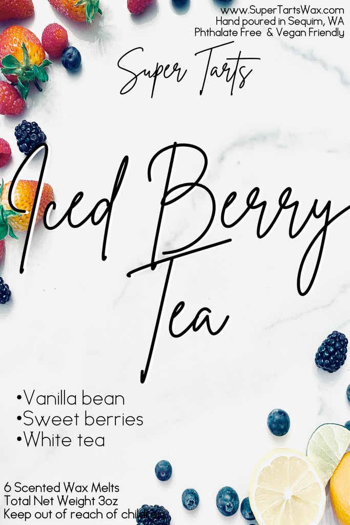 Iced Berry Tea