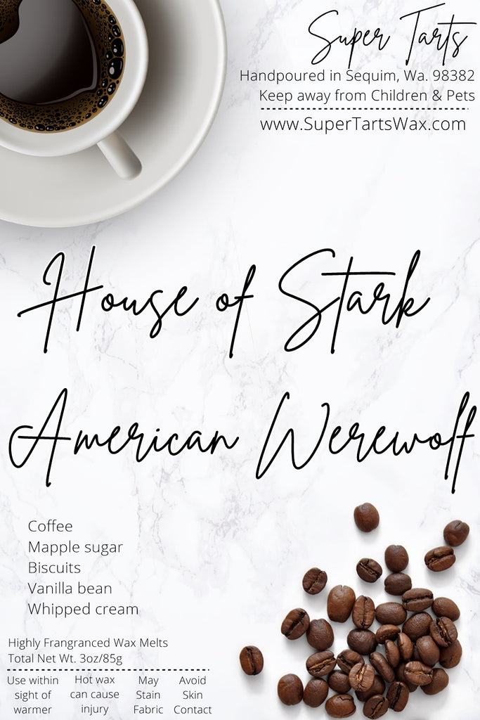 House of Stark/American Werewolf