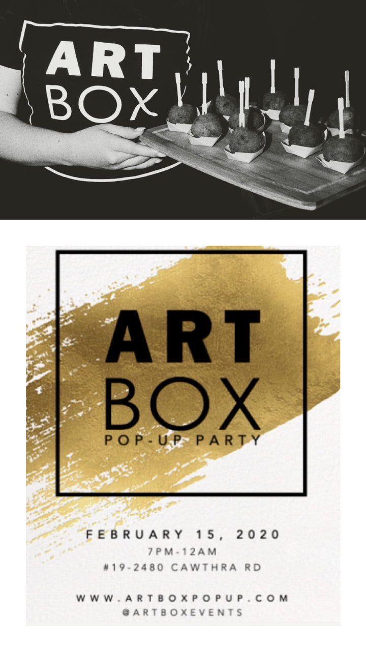 ARTBOX TICKET FEB 15, 2020