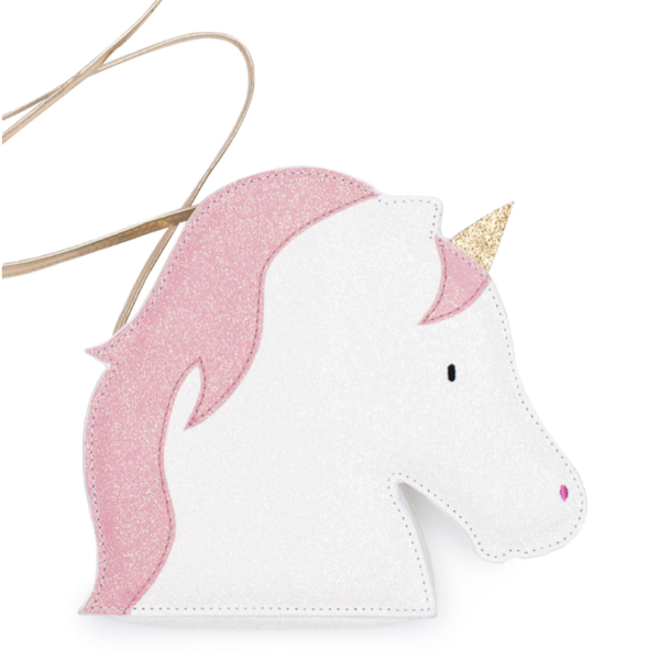 Glitter Unicorn Handbag