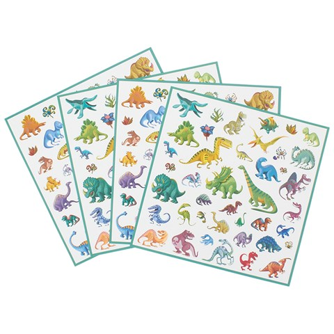 Sticker Fun- Dinosaurs! 160pk