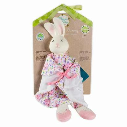 Havah Snuggly Bunny Natural Teether