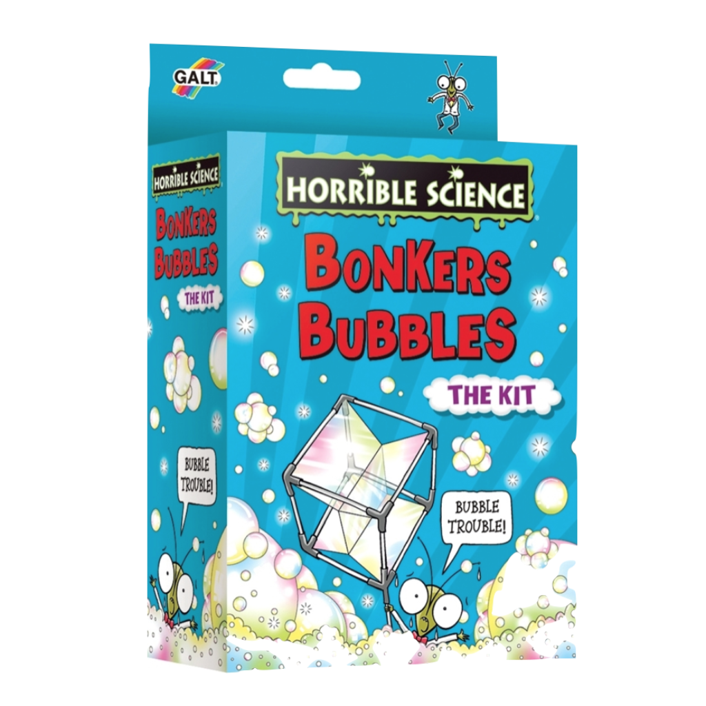 Horrible Science - Bonkers Bubbles