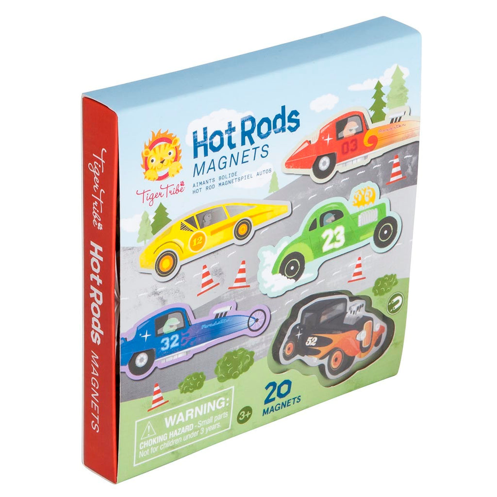Magnets - Hot Rod 20 Pack