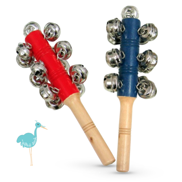 Jingle Stick with Bells