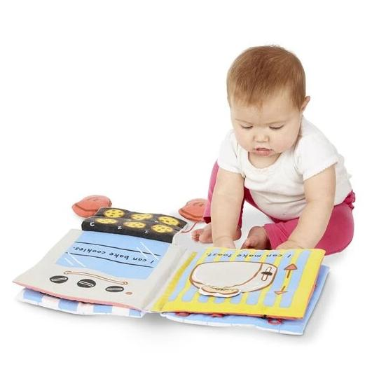 Soft Book - Little Chef Activities
