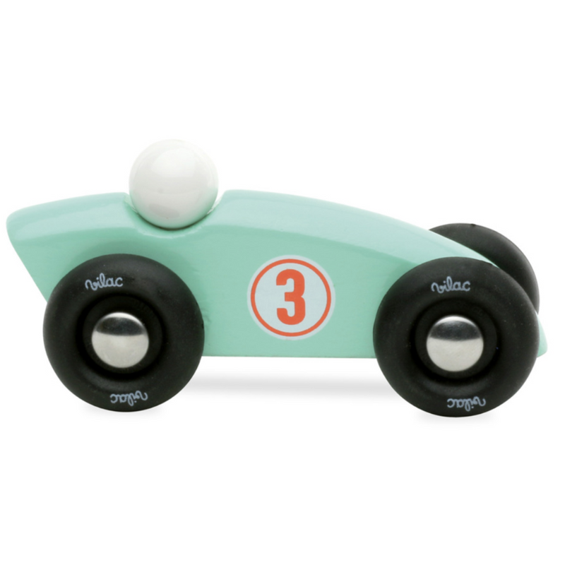 Vilac Mini Competition Car - Mint '3'