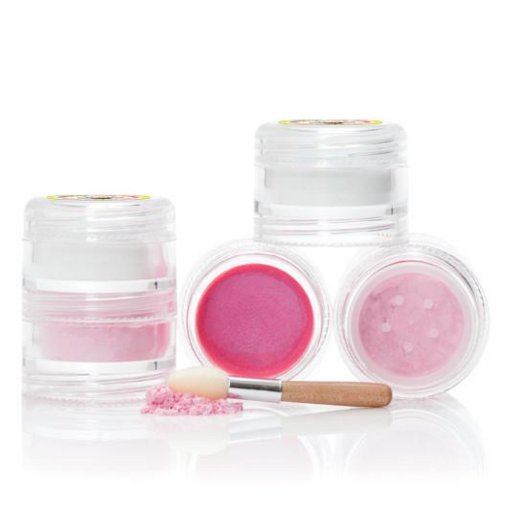 Pure Poppet Natural Shimmer Stack- Play Make up